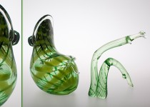 Frog V stiklo gaminiai