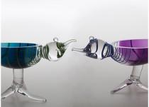 Happy birds stiklo gaminiai