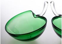 Obuoliai VI stiklo gaminiai