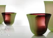 Atspindys - indas stiklo gaminiai