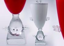 Cheeky girl stiklo gaminiai