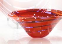 Sraigė - indas stiklo gaminiai