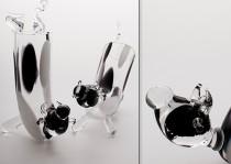 Karvė stiklo gaminiai