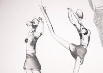 Dance stiklo gaminiai